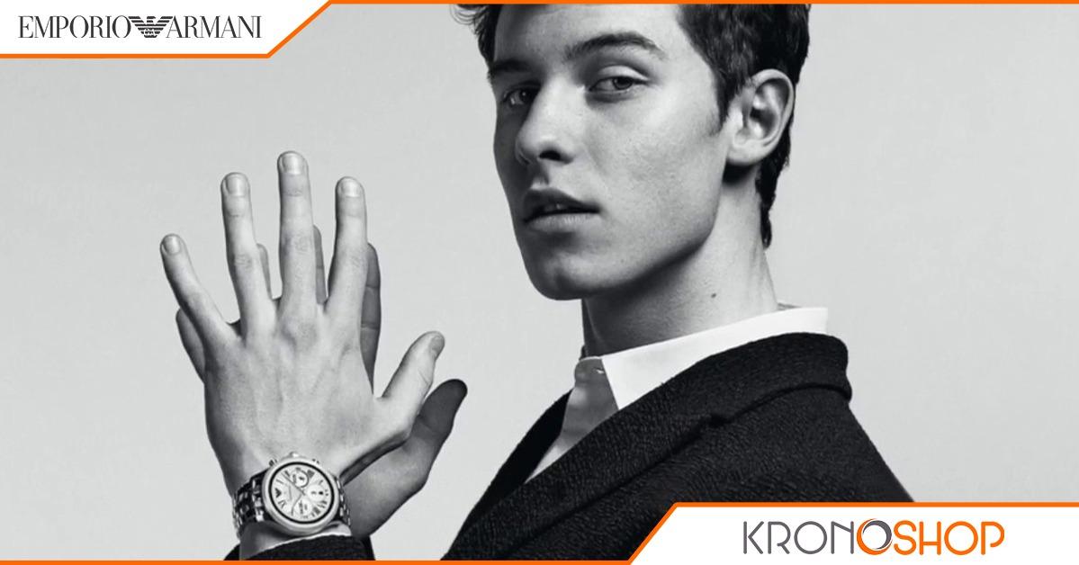 Shawn Mendes – il nuovo volto di Emporio Armani!