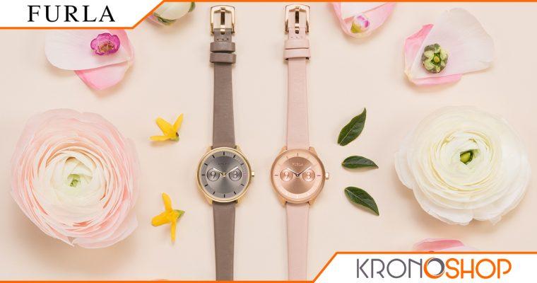 Welcome Spring – La nuova collezione di orologi Furla 2017