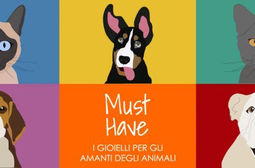Gioielli per gli amanti degli animali