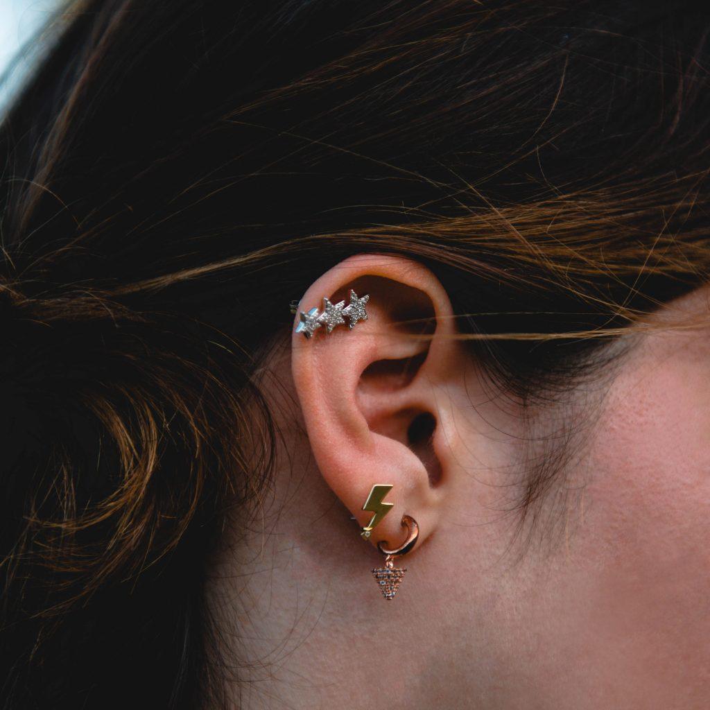 Mono orecchini
